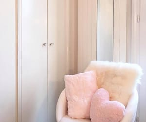 baby pink, apartment, and inspo image