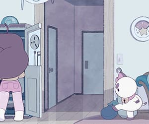 gif, bee and puppycat, and wed serie image