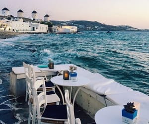 Greece, mykonos, and cyclades image