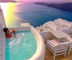 Greece, cyclades, and hotel image