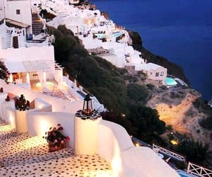 Greece, Island, and santorini image