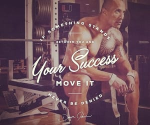 fitness, success, and motivation image