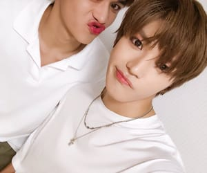 lucas, taeyong, and nct image