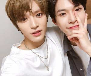 taeyong, nct2018, and doyoung image