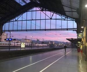 france, purple, and sky image