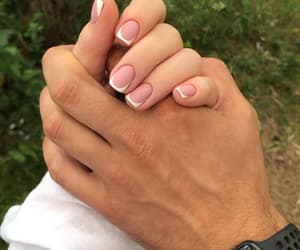lovely, nails, and romance image
