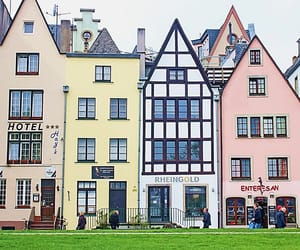 cologne, hotel, and germany image