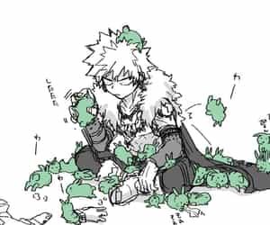 boku no hero academia, all might, and izuku midoriya image