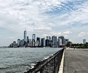 Island, new york, and new york city image
