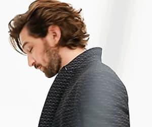 actor, beard, and beautiful image