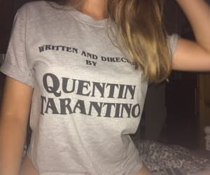 movies, quentin tarantino, and tshirt image
