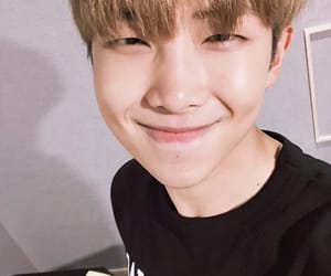 happy, smile, and rm image