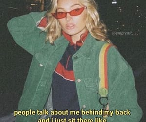 elsa hosk, quotes, and sarcasm image