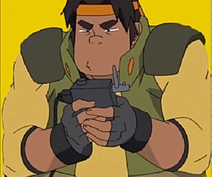 hunk, Voltron, and vld image