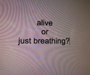 air, life, and sad image