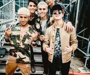cnco, Christopher, and Joel image