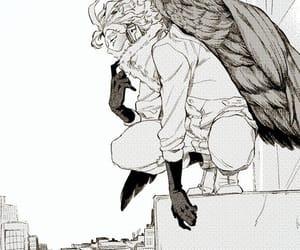 anime, hero, and endeavor image