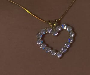 heart, jewellery, and necklace image