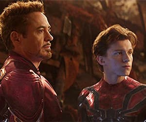 Avengers, gif, and tom holland image