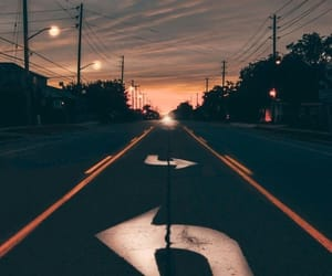 wallpaper, background, and road image