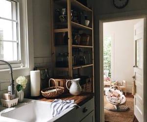 good life, interior, and kitchen image