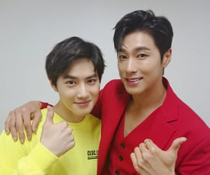 exo, yunho, and smtown image