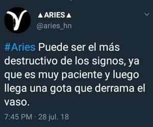 aries and horoscopo image