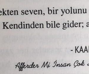 türkçe sözler, kaan doğan, and alıntı kitap image