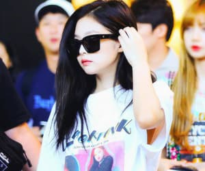 asian, pretty, and kim jennie image