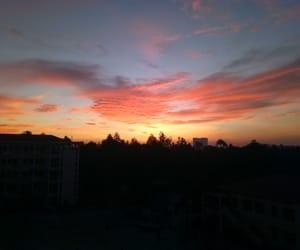 beautiful, pastel, and sky image