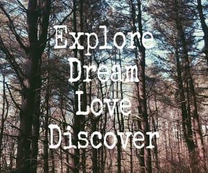 discover, explore, and Dream image