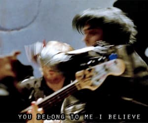 bands, mcr, and music video image