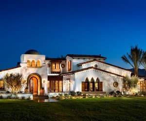 home, house, and luxury house image