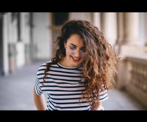 hair, cabello, and rulos image