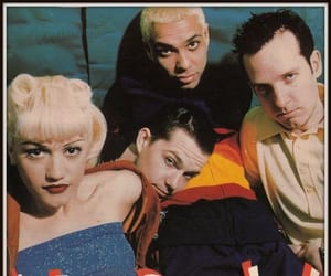 music, no doubt, and 90s image