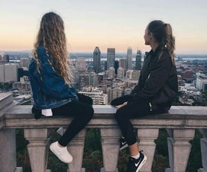 friends, friendship, and city image