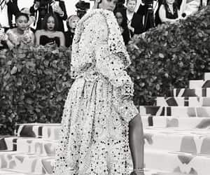 article, fashion, and met gala image