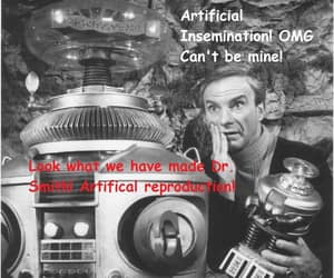 joke, Lost in Space, and robot image