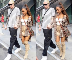 outfit, ariana grande, and pete davidson image