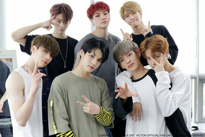 62 Images About Victon On We Heart It See More About
