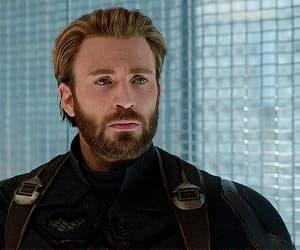 Avengers, chris evans, and guerra infinita image