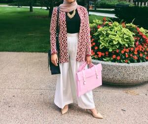 fashionista, hijab, and modest image