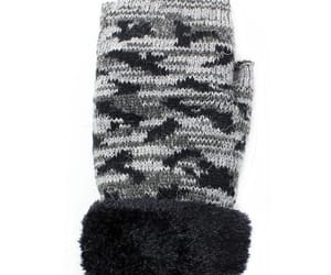 accessories, black, and gloves image