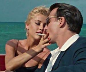 cigarrillo, movie, and love image