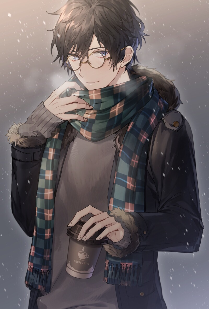 352 images about anime boy with glasses on we heart it see more about anime anime boy and glasses