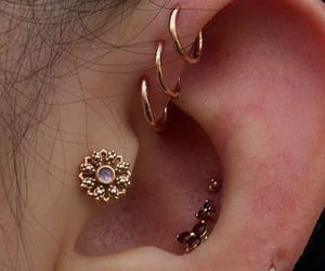 cool, piercing, and Piercings image