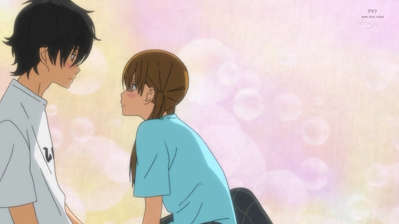 Top 8 High School/Romance Anime on We Heart It