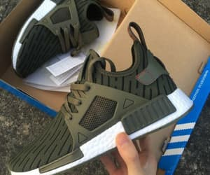 adidas, sneakers, and shoes image
