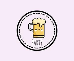 beer, kawaii, and portada image