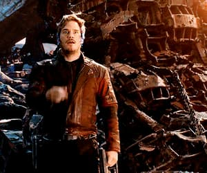 Avengers, gif, and chris pratt image